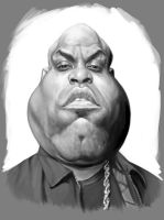 Cee Lo Green by markdraws