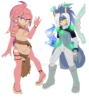 Past and Future Adopt Paypal - CLOSED by Gemzybabee