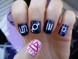 30 STM Nail Art by EnelyaSaralonde