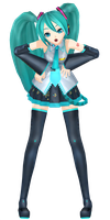Project Diva F2nd Hatsune Miku by jrikkocabatasedit