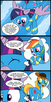 Comic - Distractions (Commission) by MattX16