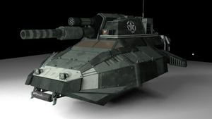 Grizzly - Main American Battle Tank by JebRadic1
