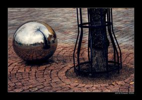 Spherical Mirror by myst111