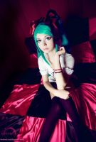 World is Mine Hatsune Miku by Alexia-Muller