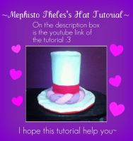 Mephisto Hat Tutorial by Hina-Osita