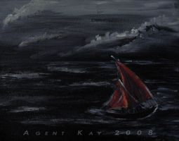 Red Sails by Agent-Kay