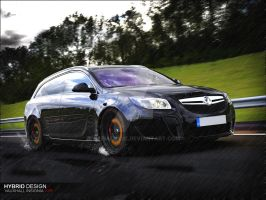 vauxhall Insignia VXR updated by WeemanX2C