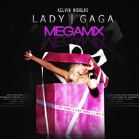 Lady Gaga 'Megamix' Cover by mikeygraphics