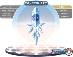 #025: Crystalite by Lanmana