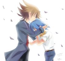 Doodle: Welcome back, Aichi by Fivian