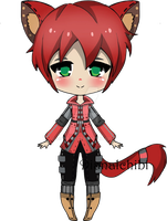 kemonomimi adoptable CLOSED by Diana-AS