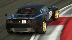 Lotus Elise 111R Race Car (Gran Turismo 6) by Vertualissimo