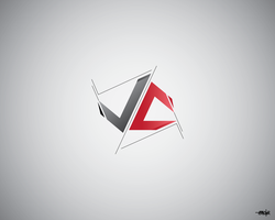 My personal logo by jeraldcaige