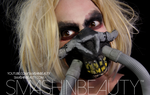 Mad Max Mask Tutorial by smashinbeauty