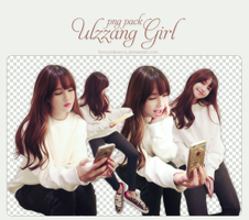 PNGs Pack Ulzzang - 4 by Heoconkutecu