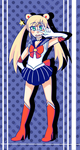 Sailor Nyo!England by black-feather1013