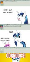 Ask Shining 35-41: THE ULTIMATE ANSWER! by 9mmBrony
