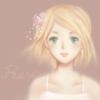 Rose by AmiMochi