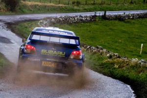 Chris Atkinson - Rally Ireland by mole2k