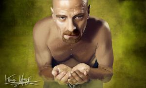 Breaking Bad - Walter White by KevinMonje
