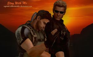 Stay With Me by Captain-AlbertWesker