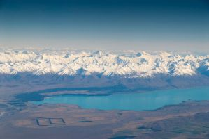 Lake Pukaki by anjules
