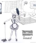 The Perfect Housewife by ElaRaczyk