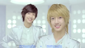 Kwangmin and Youngmin Twins by Kamishu