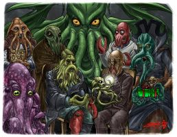 Tentacular Tentacular by zachreddy