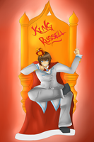 Point Commission 1: King Russell by EpicJaszzy