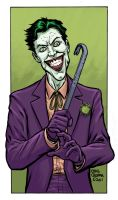 The Joker by craigcermak