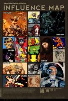 New and Revised Influence Map by Deimos-Remus