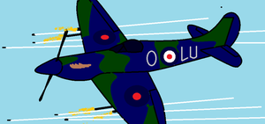 spitfire, Icon of a nation. by Alden-the-Fox