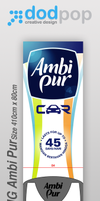 Tower Branding Ambi Pur Car by dodpop
