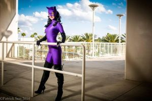 Catwoman by SnuggieMouse