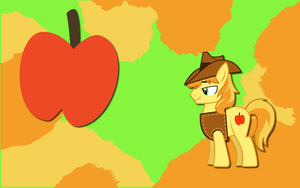 Braeburn wallpaper by AliceHumanSacrifice0