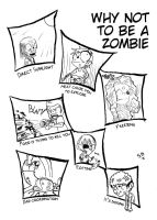 Why not to be a zombie by StimaLaCima