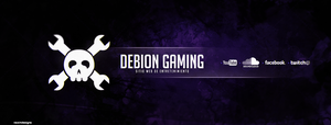 Cover Debion Gaming by rauchdesigns