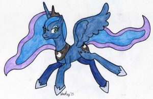 Here, Have a Pony by wachey