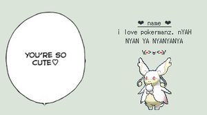 simple lovey dovey noncore code by nyabeat