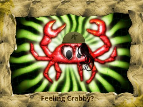 Feeling crabby today? by GintasDX