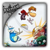 Rayman Origins icon by Themx141