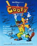 A Goofy Movie Autograph Picture by FlowerPhantom