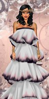 Couture Gown by divachix