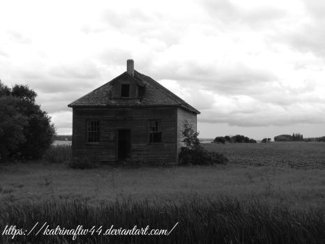 Abandoned Home by KatrinaFTW44