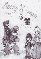 Christmas 2010 by LittleSakis-Aubade