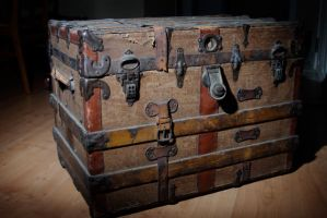 My new trunk by jezus666