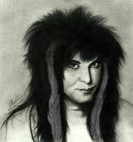 Blackie Lawless by KathrynAmanda