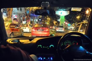 Night Drive by PandaMerah