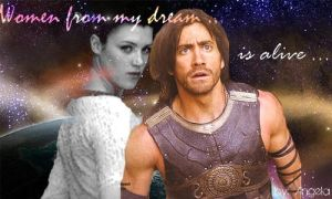 Dastan and Marian banner by 25djadja